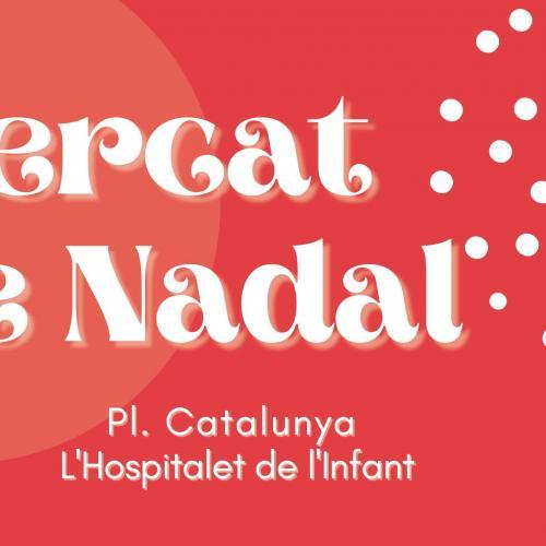 Mercat de Nadal de l'Hospitalet de l'Infant 2020 vandellòs turisme de la vall de llors