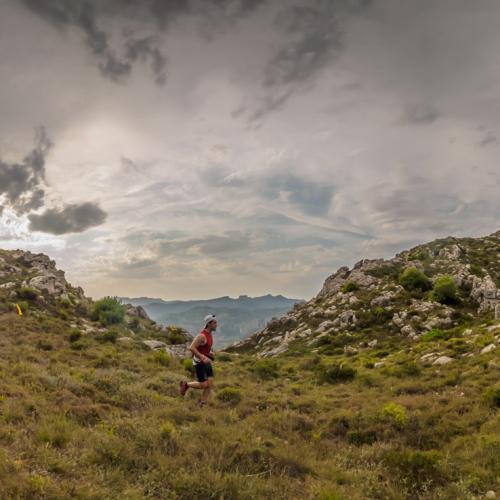 UT Llastres 2018 Ultra Vandekames 'ultraresistència que han organitzat Club Centre Excursionista Serres del Mestral i el Centre Cultural, Esportiu i Recreatiu de Vandellòs La Portella