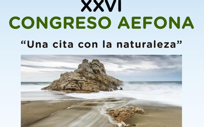 AEFONA - Congreso 2018 Asociación Española de Fotógrafos de Naturaleza