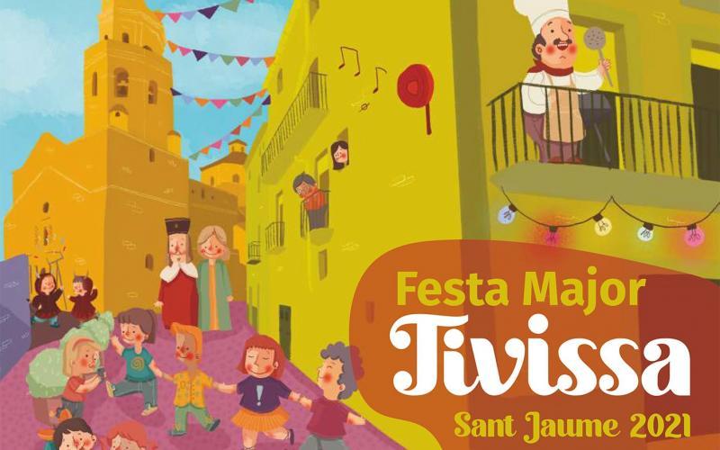 Festa Major de Sant Jaume Tivissa 2021