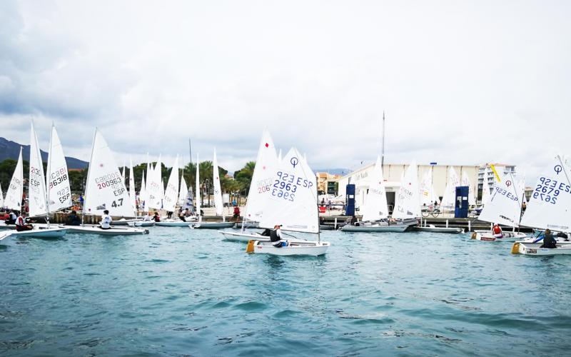 Club Nàutic Hospitalet - Vandellòs Copa catalana de vela 2019 nautical club The XXXII Catalan Sailing Week 2019