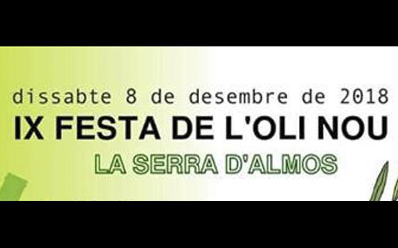 Festa de l'oli nou a La Serra d'Almos