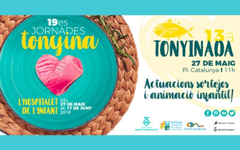 Jornades Gastronòmiques de la Tonyina tonyinada atún hospitalet de l'Infant tonyina atun tonyitapes