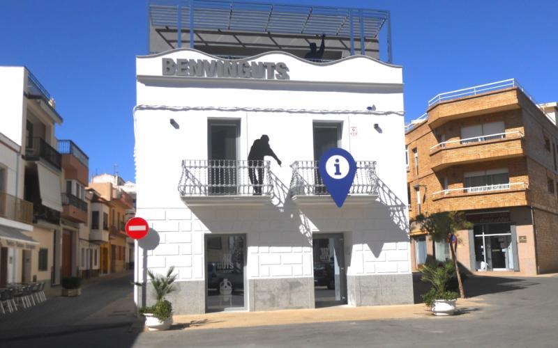 oficina turismo l'Hospitalet de l'Infant Vandellòs Vall de llors