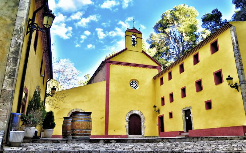 Ermita de Santa Marina de Pratdip Visita y vermut en Pratdip The Curious cats