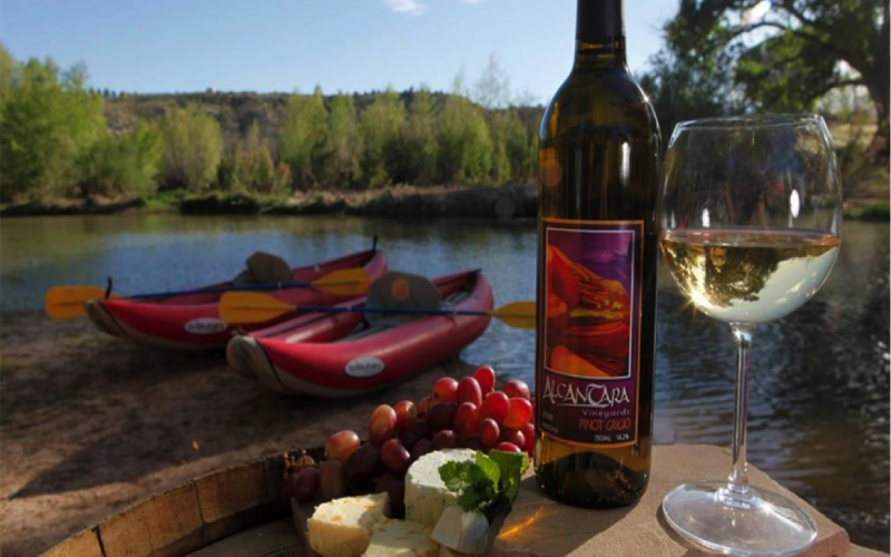 Wine and kayak weekend  Stay at the camping Tivissa with bungalow Fin de semana de wine and kayac  Estancia en el camping Tivissa con bungalow