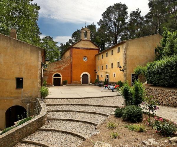 Los Príncipes de la ermita de Santa Marina, GR-192 Pratdip