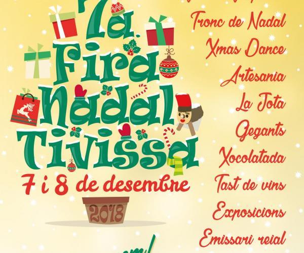 7a Fira de Nadal de Tivissa, 2018