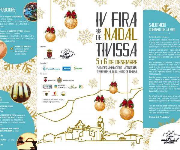 Fira de Nadal Tivissa 2015
