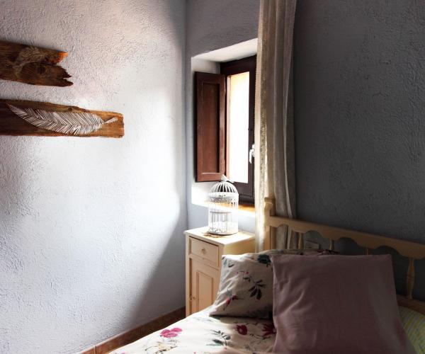Casa Rural compartida Cal batè pratdip catalunya turisme mar i muntanya