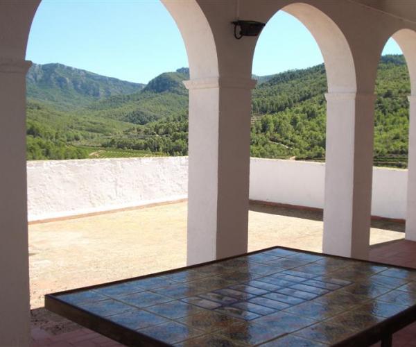 Beg terrace