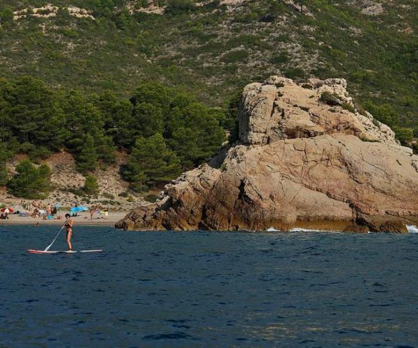 excursiones padel surf, excursions padel surf, platja del torn