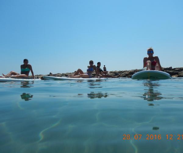 bateig de mar padel surf