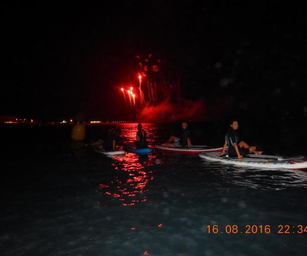 sortida focs artificils