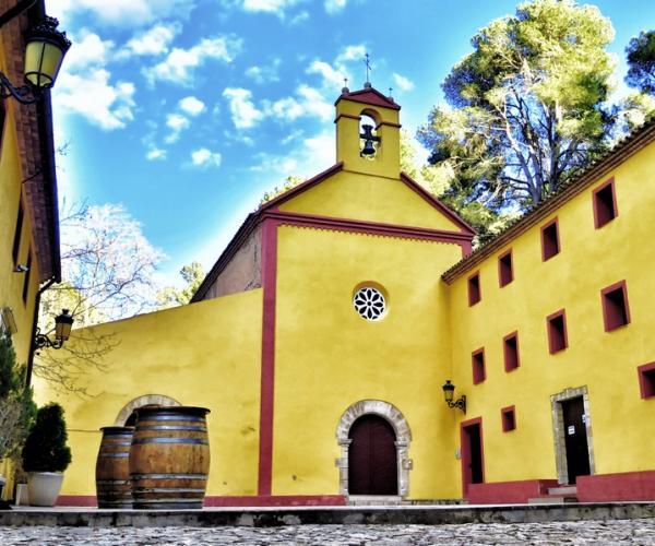 Ermita de Santa Marina en Pratdip