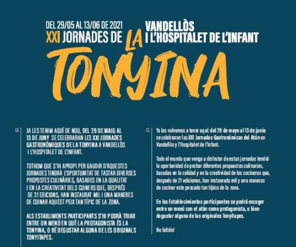 Jornades Tonyina tonyinada
