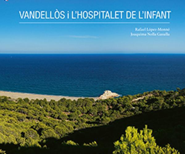 Les imatges i el discurs visual són del fotògraf Rafael López-Monné; i el relat literari, de l'escriptora Joaquima Nolla Llibre: Vandellòs i l'Hospitalet de l'Infant