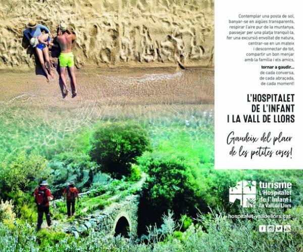 Turisme L'Hospitalet de l'Infant i la Vall de Llors Vandellòs