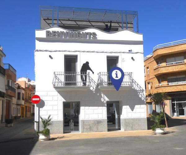 information office tourist tourism l'Hospitalet de l'Infant Vandellòs Vall de llors