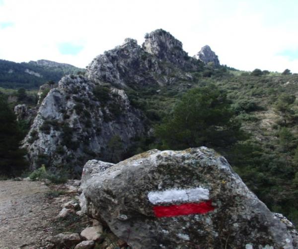Fin de semana de geología en el albergue de Tivissa  Georuta jurásica + taller de fósiles
