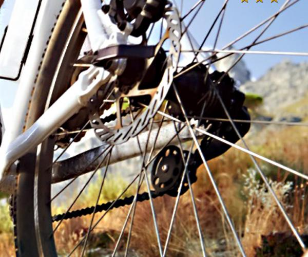 Biker Getaway - 7 days Special offer for mountain bike enthusiasts  Escapada para bikers - 7 días  Oferta especial para los amantes del mountain bike