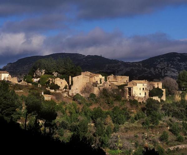 Vandellòs – Masboquera – Masriudoms – La Verdura – Castellò - Vandellòs