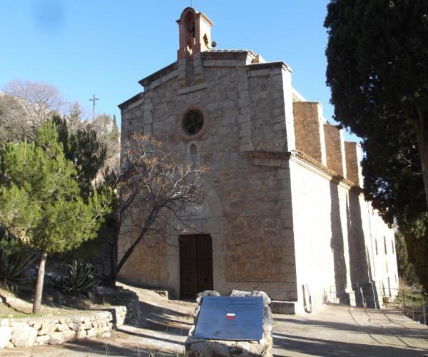 La Pujada de la Llena i L'Ermita de Sant Blai (Bressol dels itineraris GR)